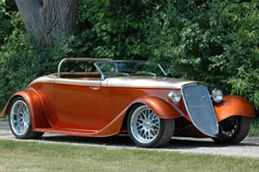 1933 Ford Factory Five roadster
